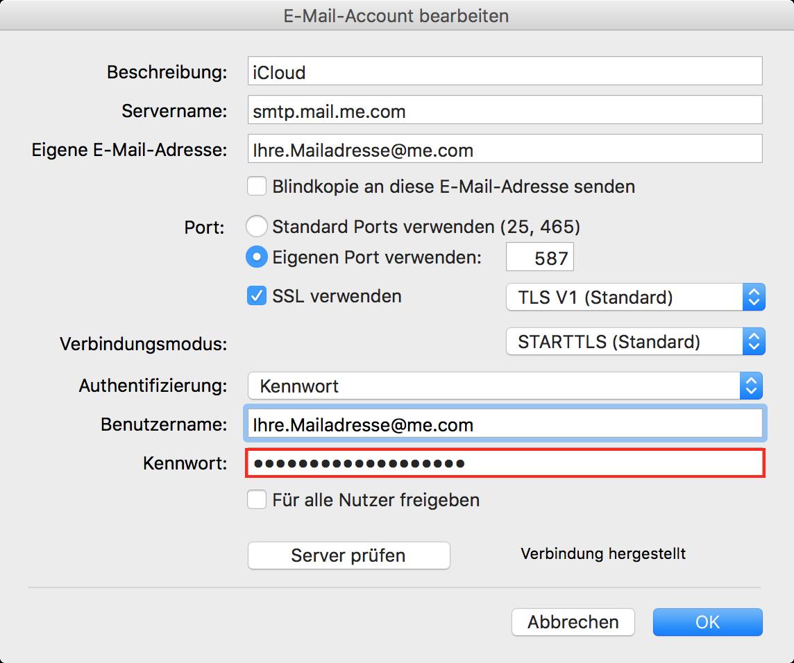 So blockieren Sie E-Mails in iCloud